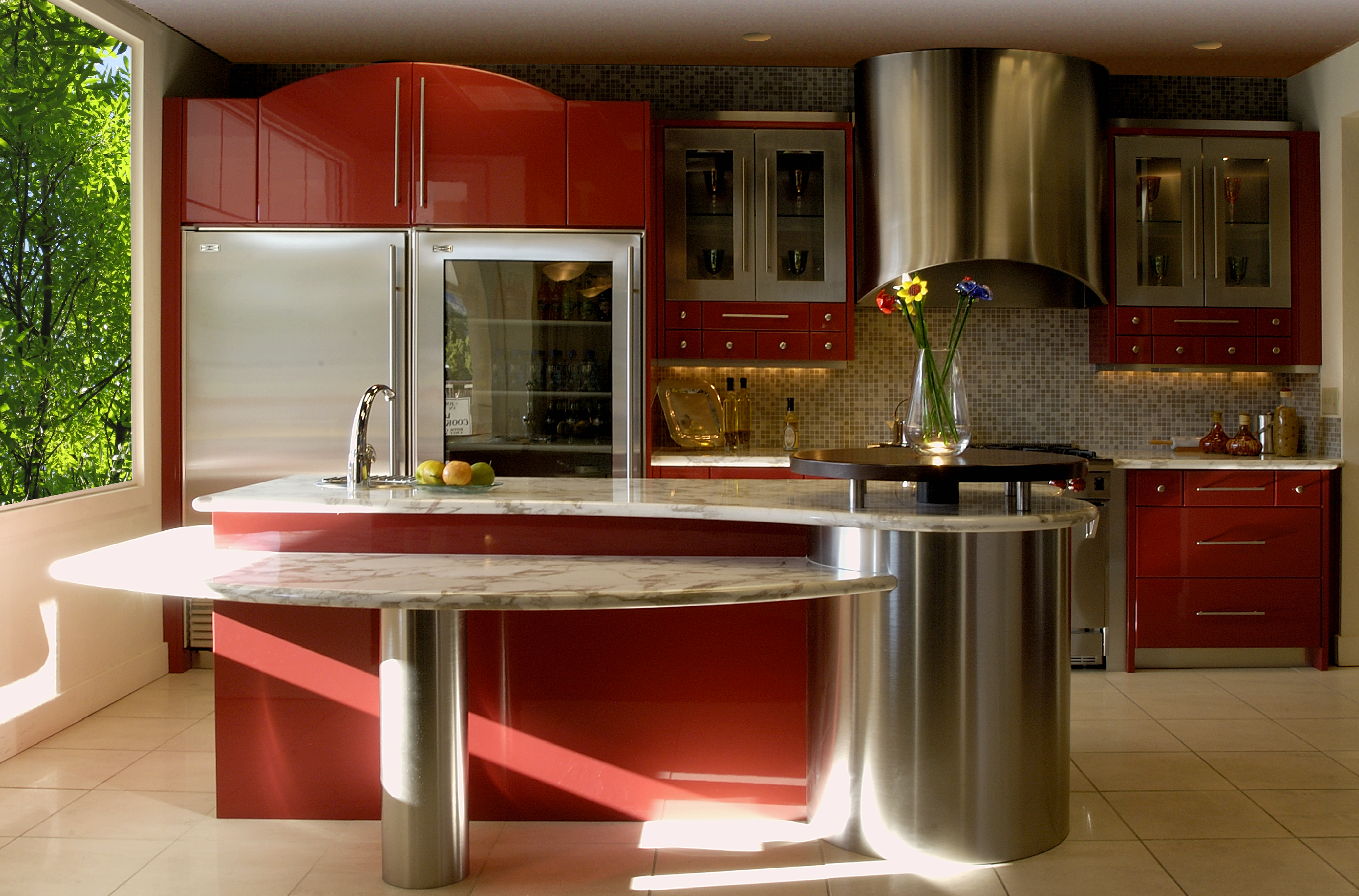 Contemporary Kitchen Cabinetry Pictures | Steve\'s Cabinetry Blog