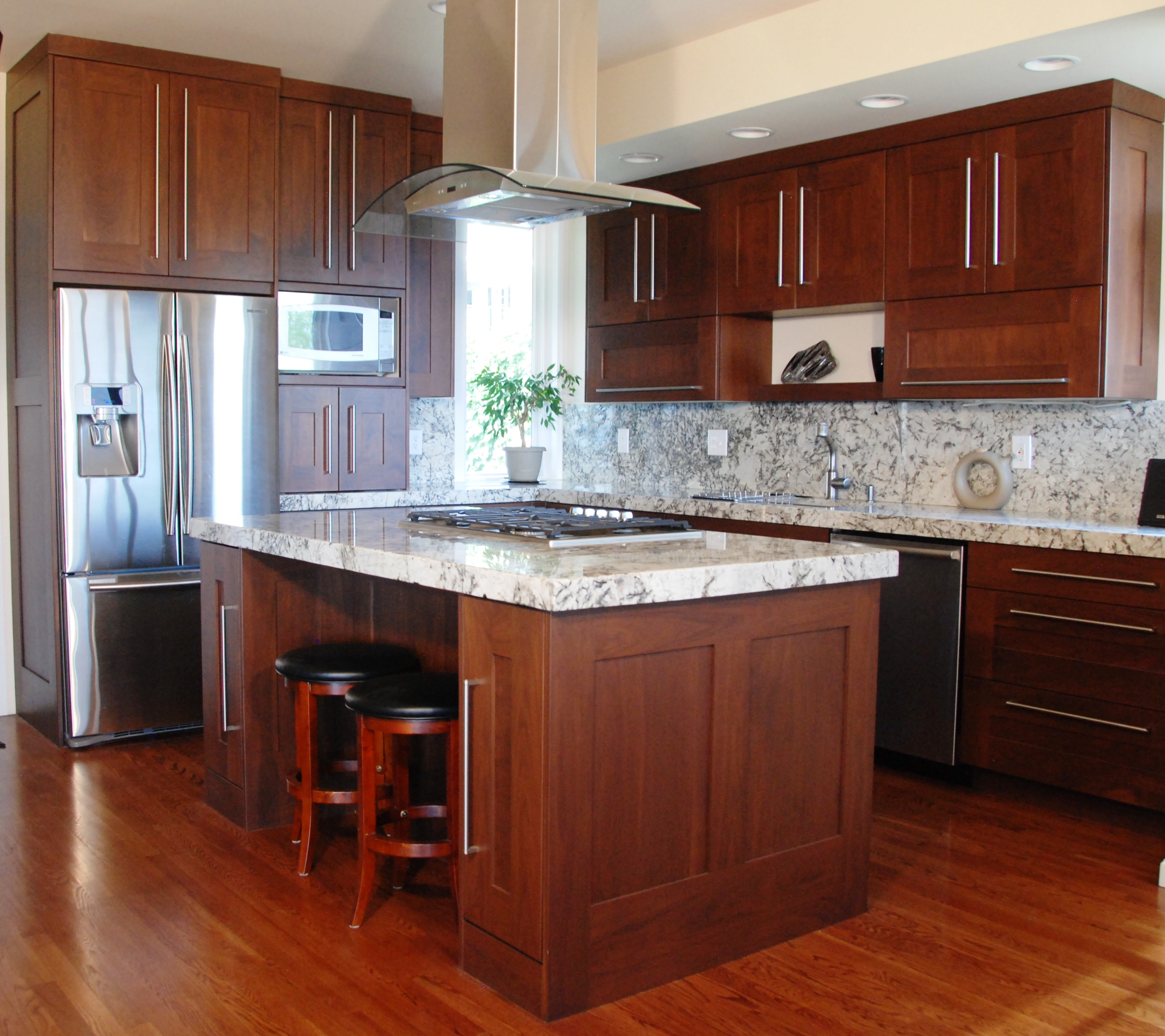 Contemporary kitchen cabinetry pictures steve 39 s for Kitchen cabinet styles