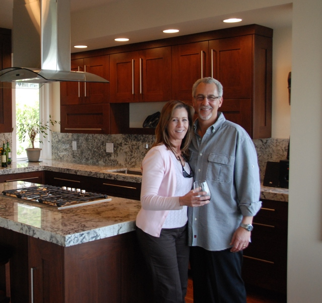 These Newlyweds wanted to remodel this awesome Avenues home but...