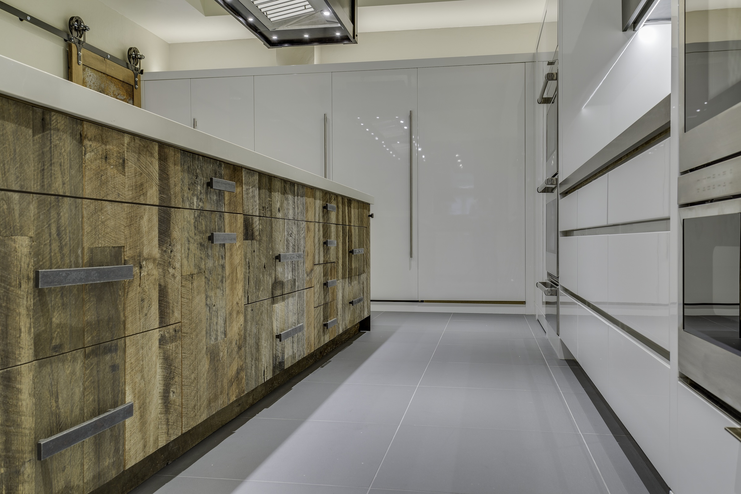 Industrial Contemporary | Steve's Cabinetry Blog