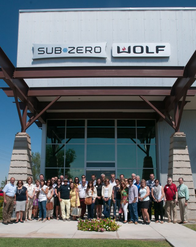 Sub Zero factory pic